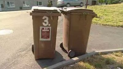Kontejnery na bioodpad