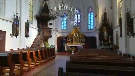 Kostel svatého Františka a Viktora